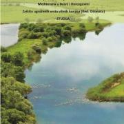 """Završena Studija: """"Prioritetna ključna područja za zaštitu biodiverziteta Mediterana u Bosni i Hercegovini - Zaštita ugroženih vrsta vilinih konjica (Red: Odonata)"""""""